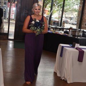 Davids Bridal Maid Of Honor Dress
